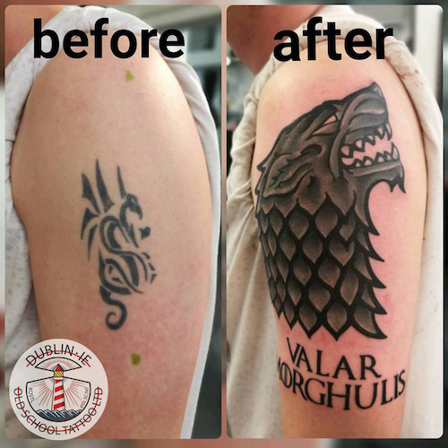 game of thrones coverup